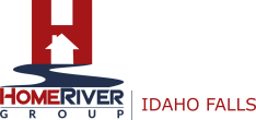 HomeRiver Group™ Idaho Falls Logo